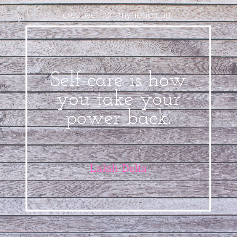 Favorite quote on self-care