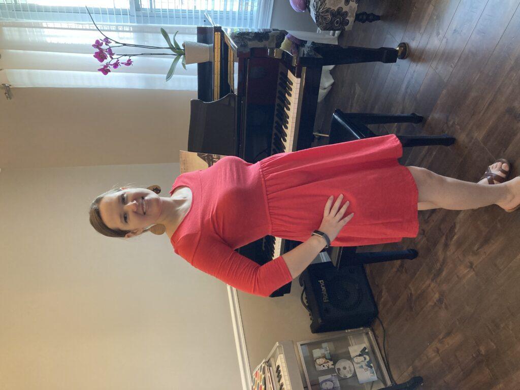 13 weeks pregnant pic